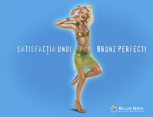 Blue Box Salon de bronzat